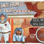 Greetings From Mars Falls