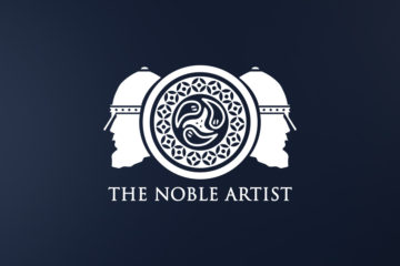 The Noble Artist Logo