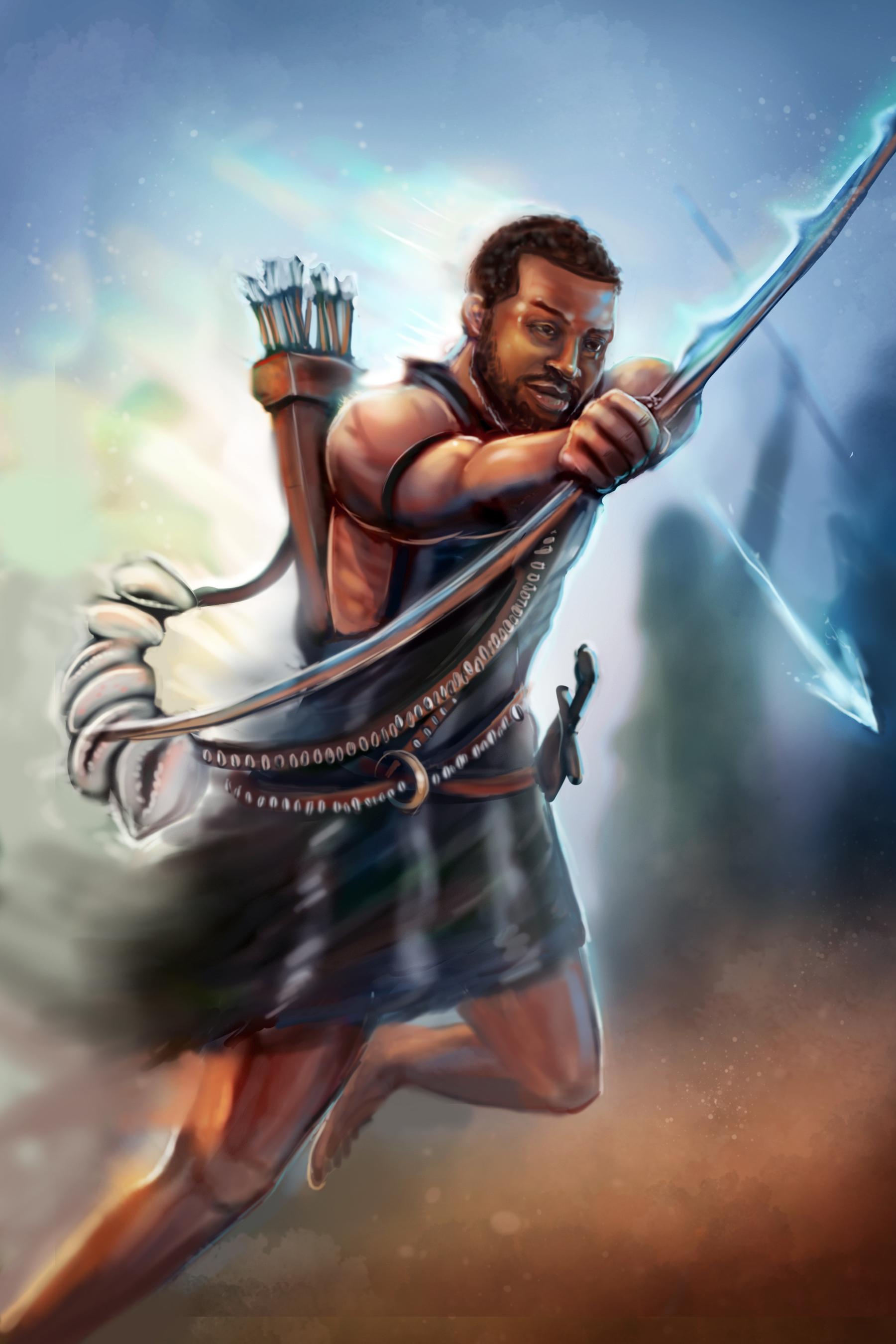 Nigerian hero