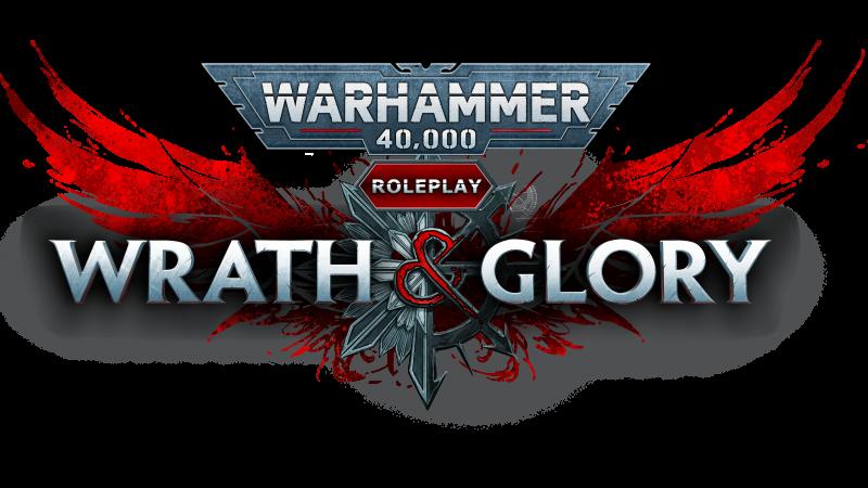 Warhammer 40k RPG logo