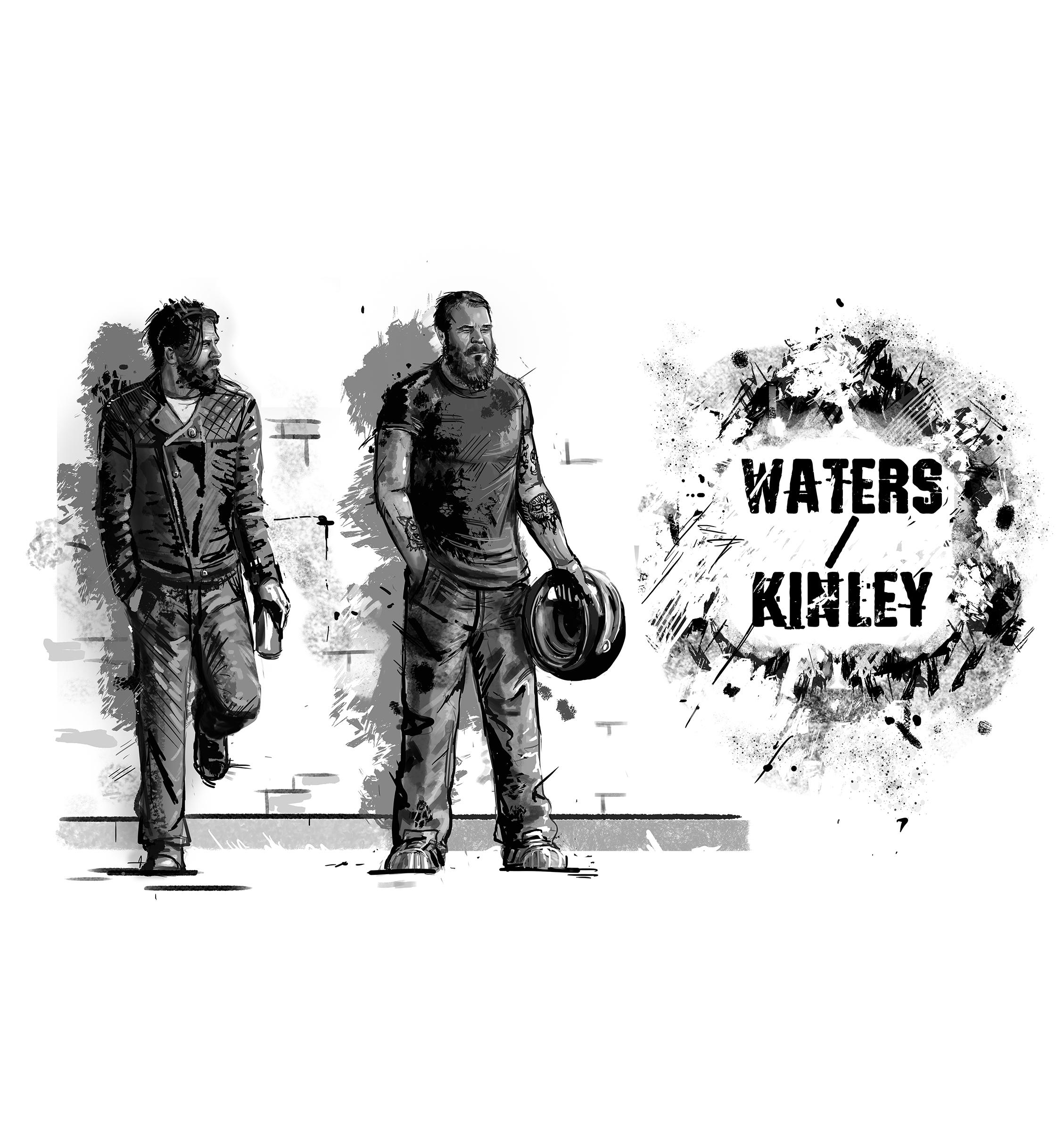 album cover waters kinley
