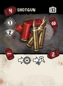 ammo, zombie weapons